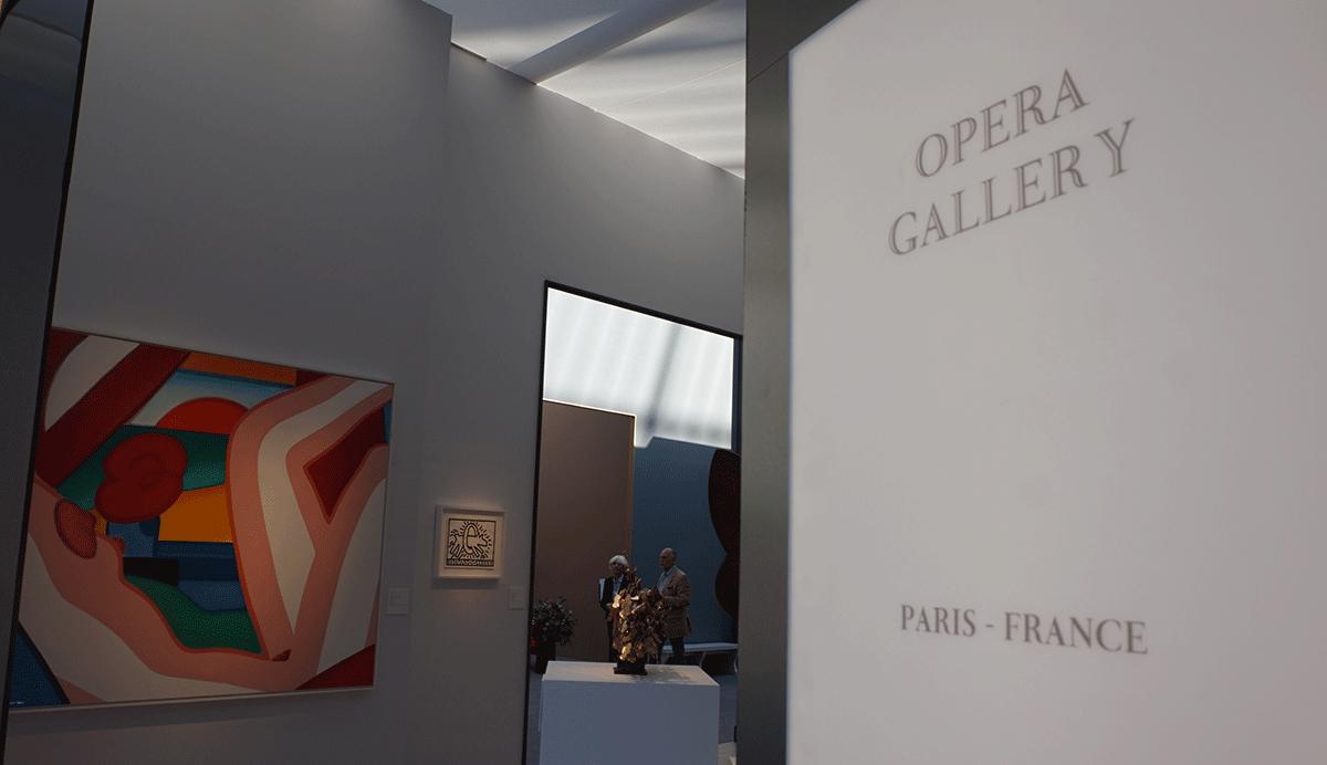 Galerias de arte na Bienal