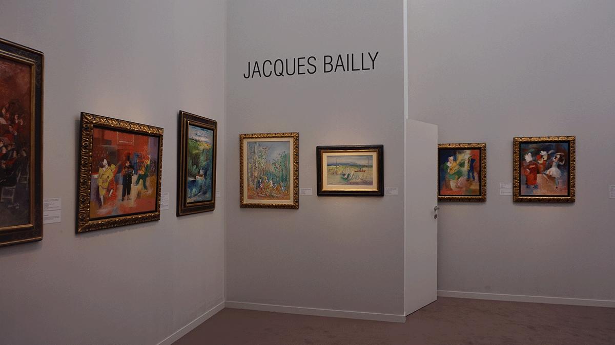 Galerias de arte de Paris