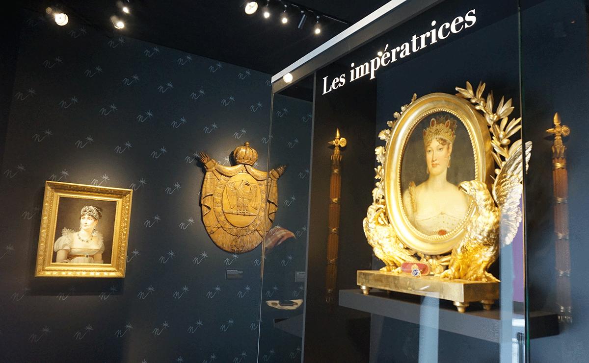Napoleão na Bienal Paris