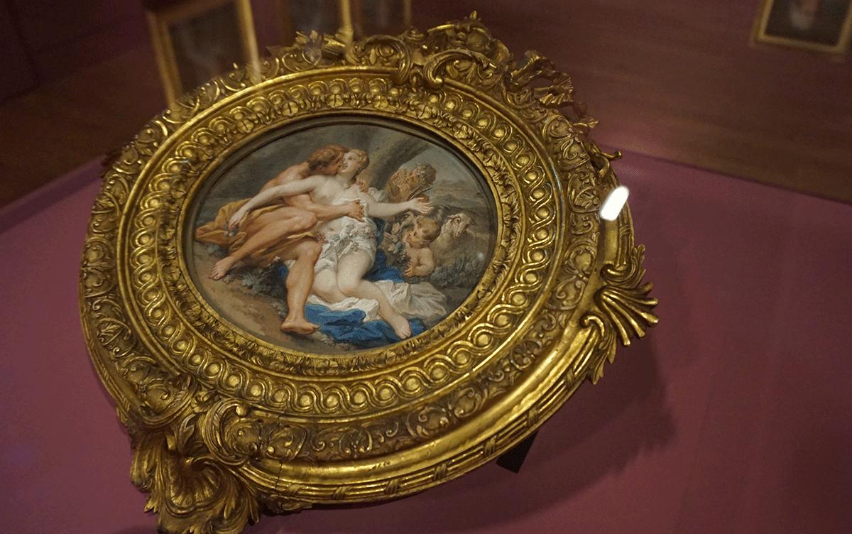 Pintura no Louvre