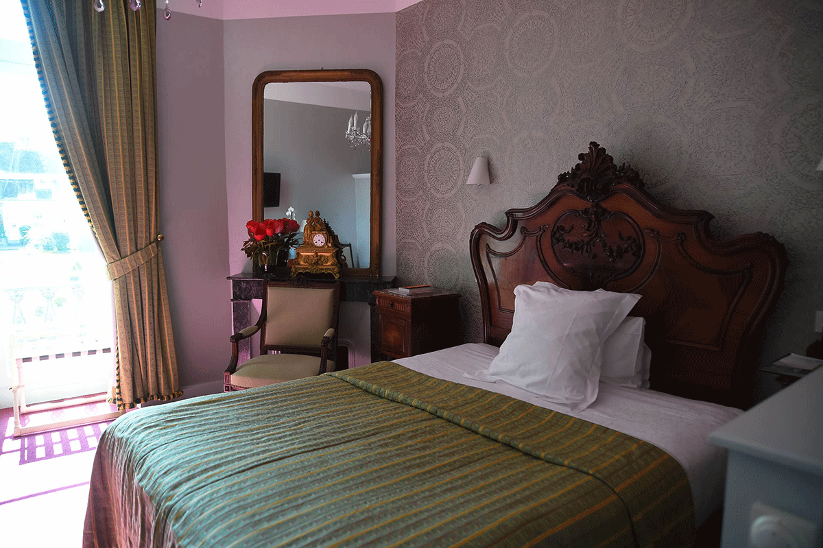 Suite no Castelo de Pray Amboise