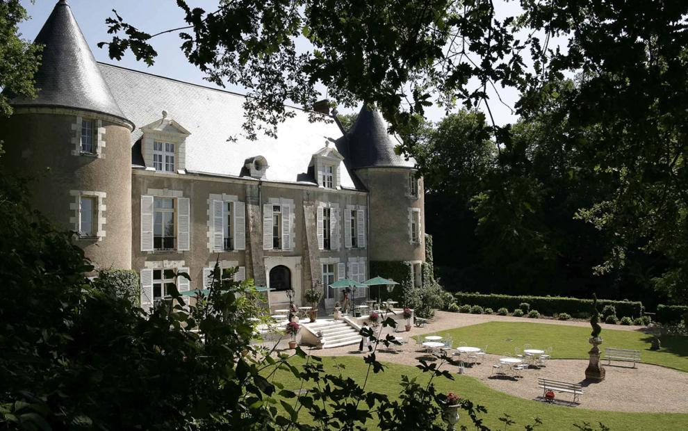 Vale do Loire hospedagem no castelo de Pray perto de Amboise