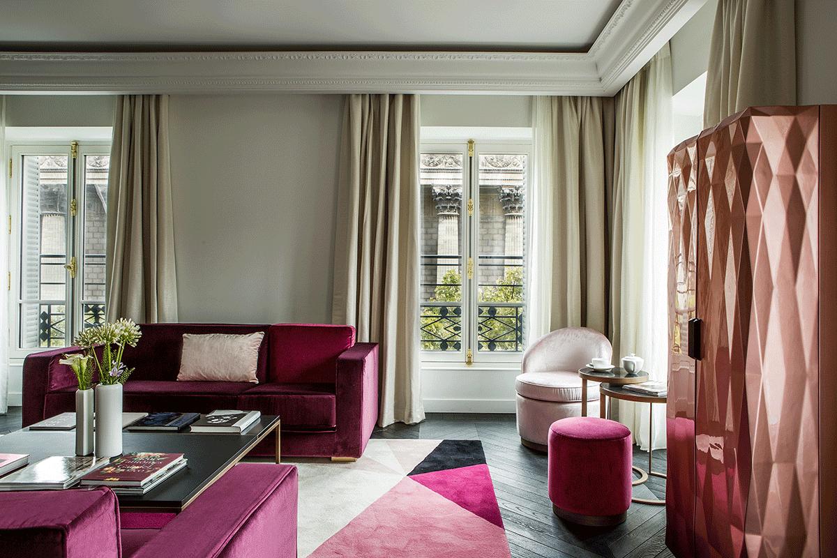 Fauchon abre hotel em Paris