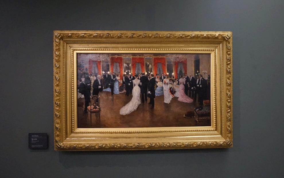 Impressionismo e a moda no Orsay