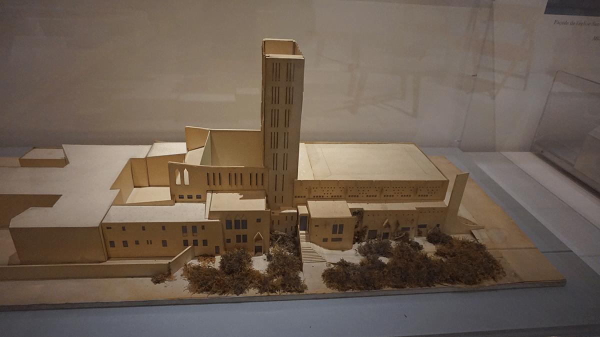Catedral projeto de Pio Ponti
