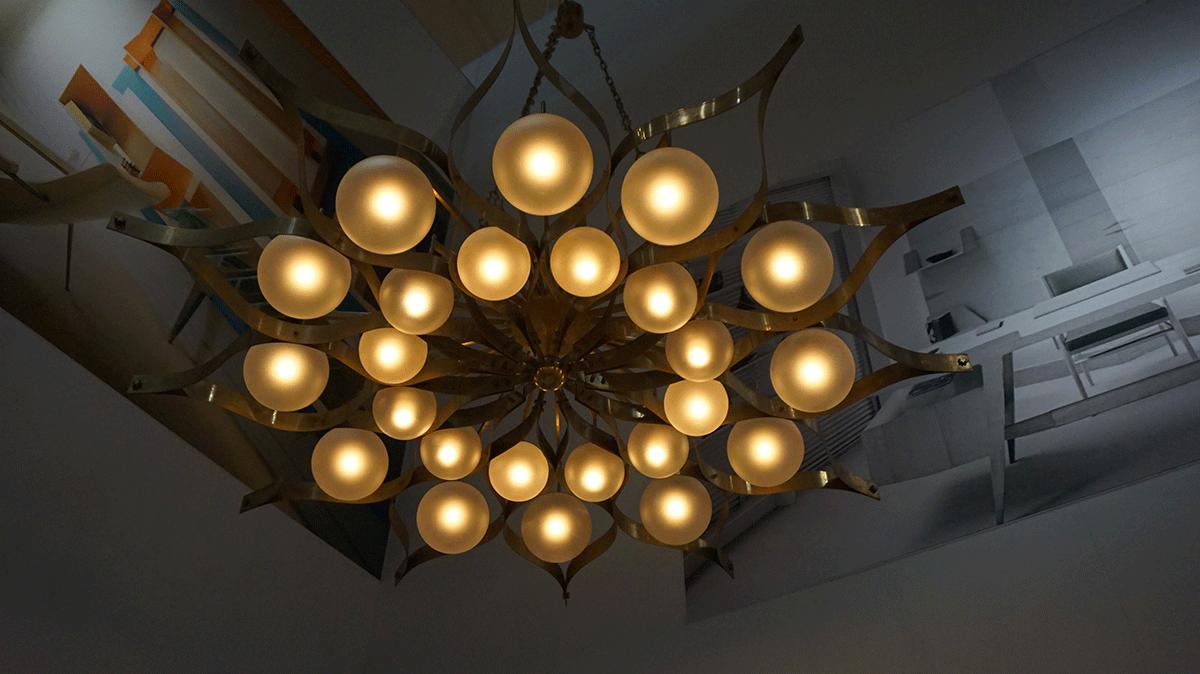 luminaria Gio Ponti