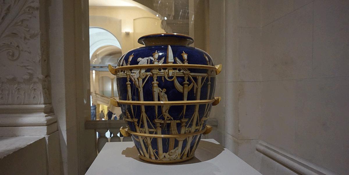 cerâmica Gio Ponti