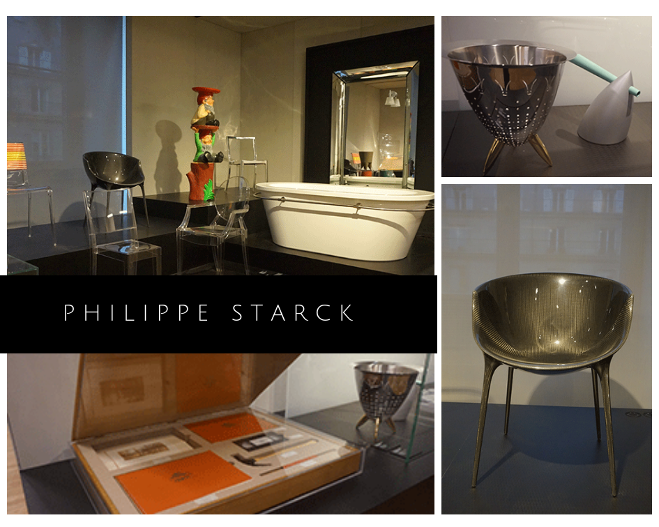 Philippe Starck no Artes Decoratvas Paris