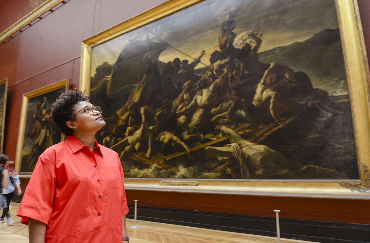 Edis Lima visita guiada Louvre