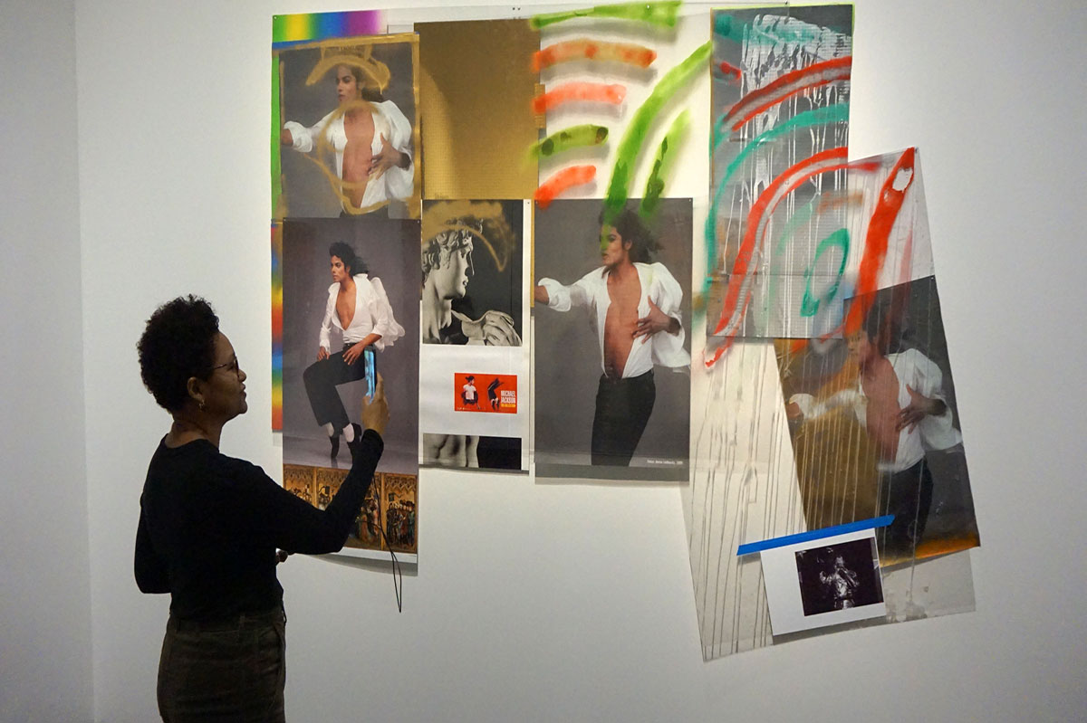 Edis Lima exposição Michael Jackson