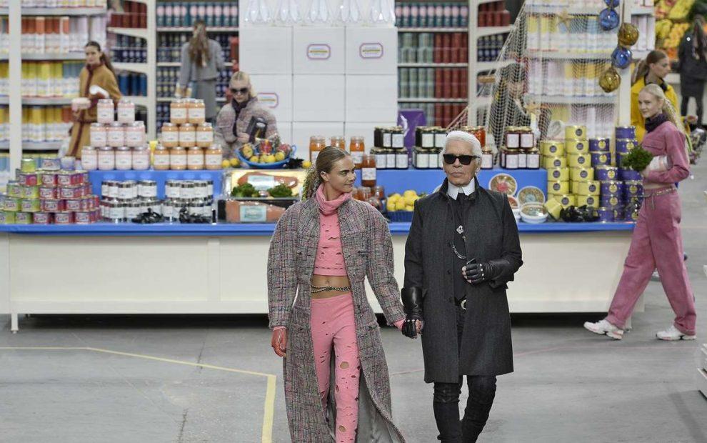 Morte de Karl Lagerfeld