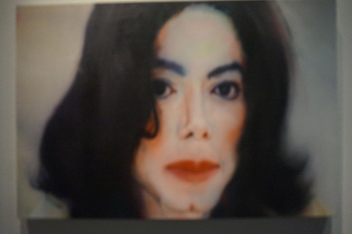 Exposição Michael Jackson