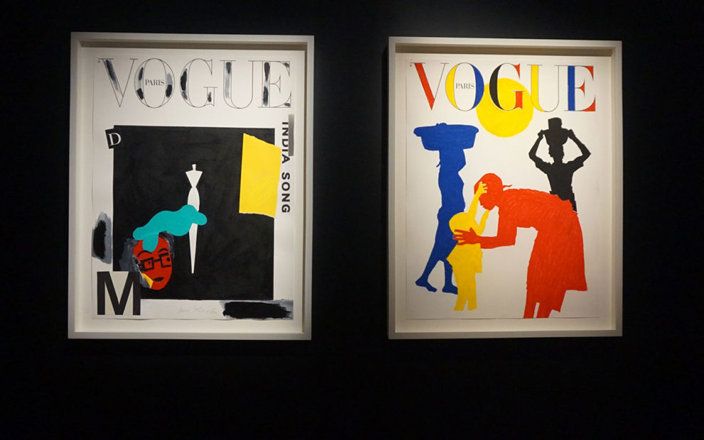 mulheres negras na Vogue Paris