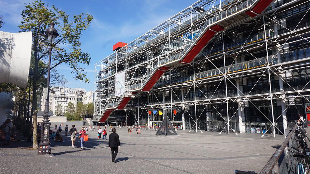 Centro Pompidou Paris