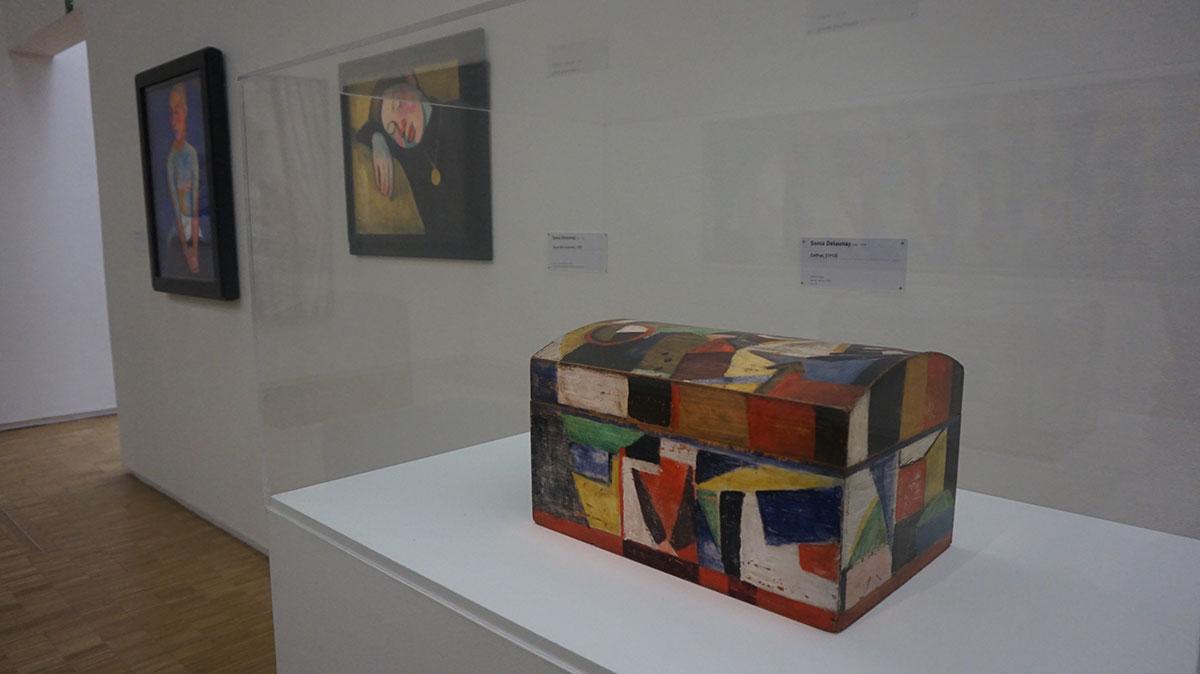 arte moderna Pompidou visita guiada