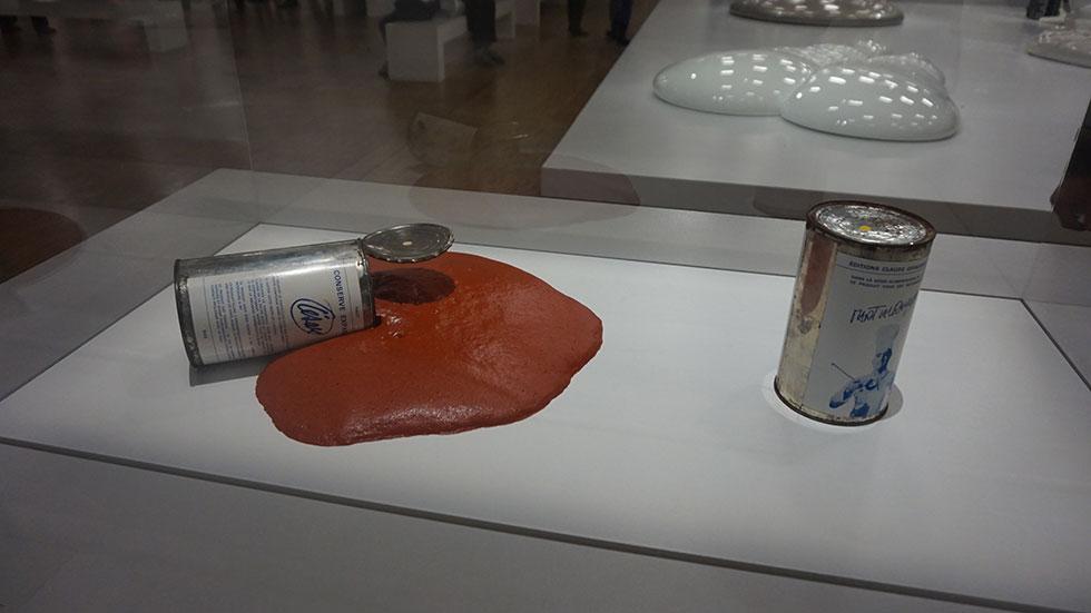 Visita guiada em Paris Pompidou