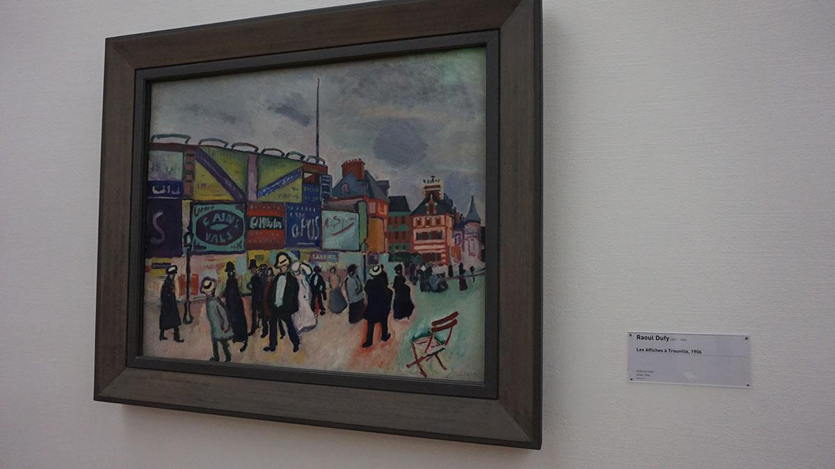 Pintores modernos no Pompidou
