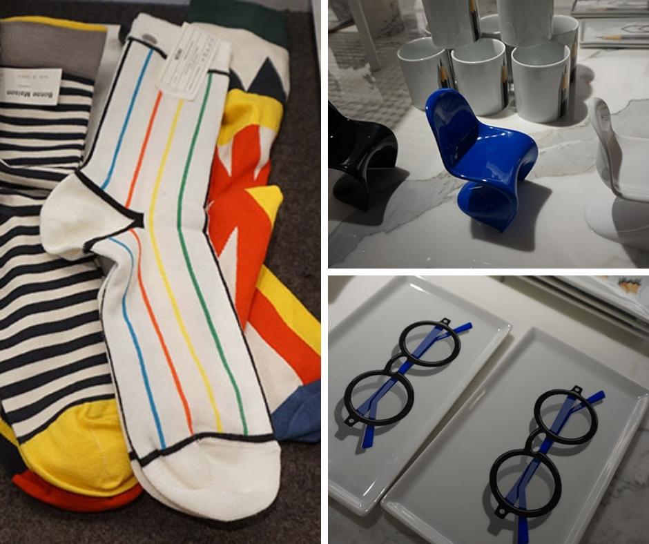 Boutique design Pompidou