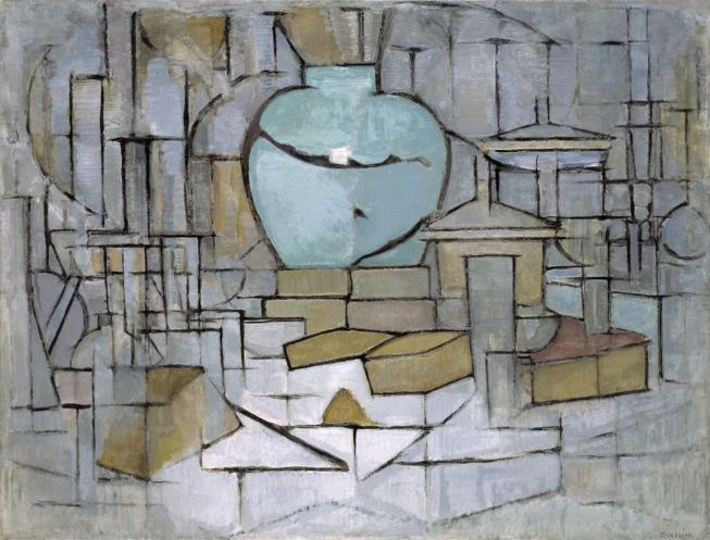 Mondrian pintor holandês
