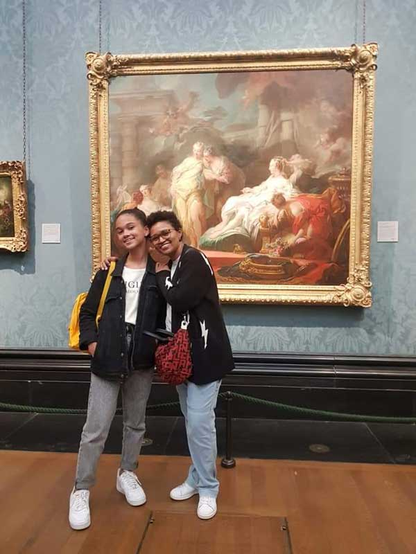 National Gallery Edis em Londres