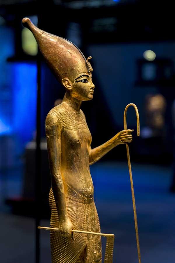 o mais famoso farao do Egito
