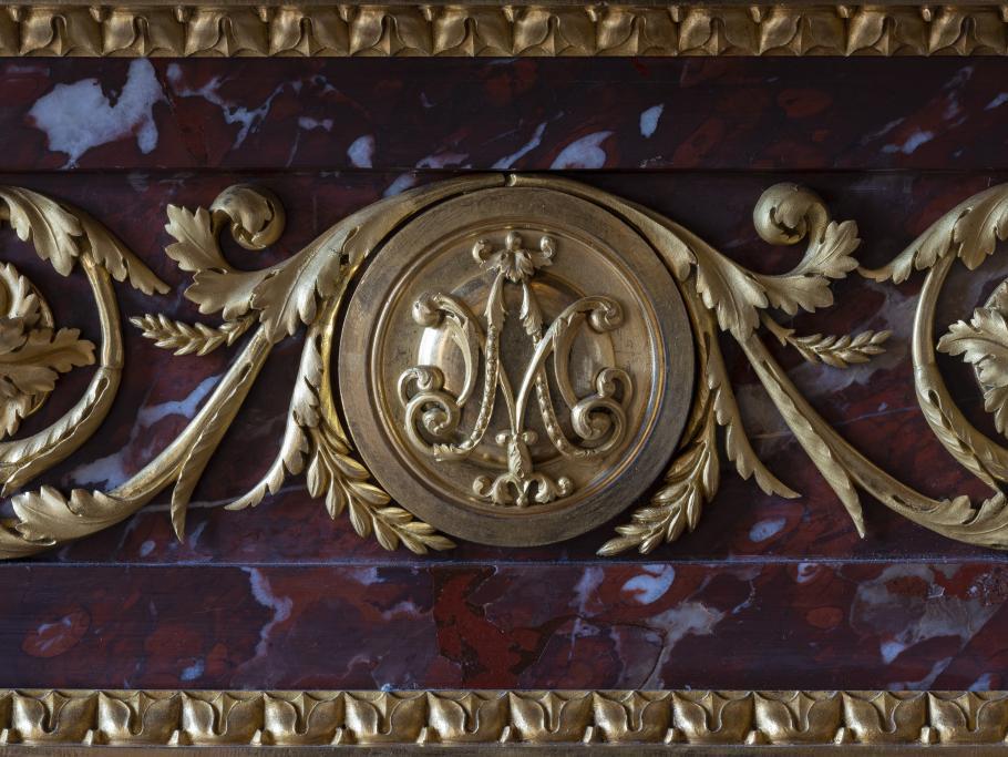 apartamento da rainha Versalhes