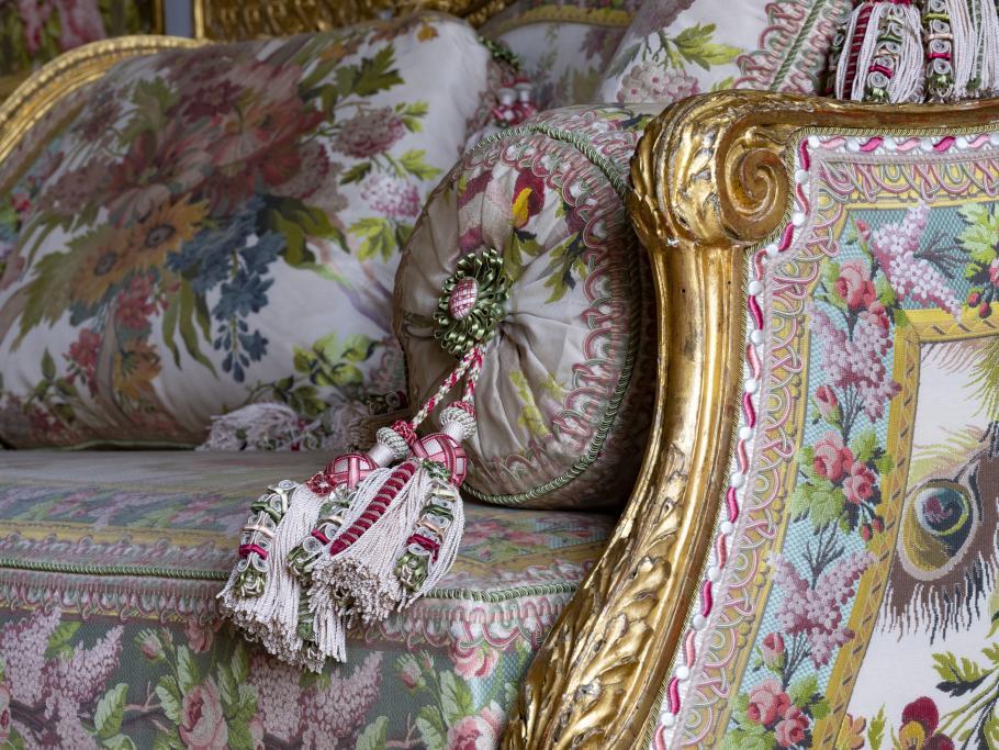 detalhes quarto da rainha
