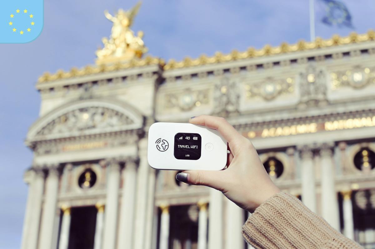 Desconto internet Travel Wifi para seguidores da BEM IN PARIS