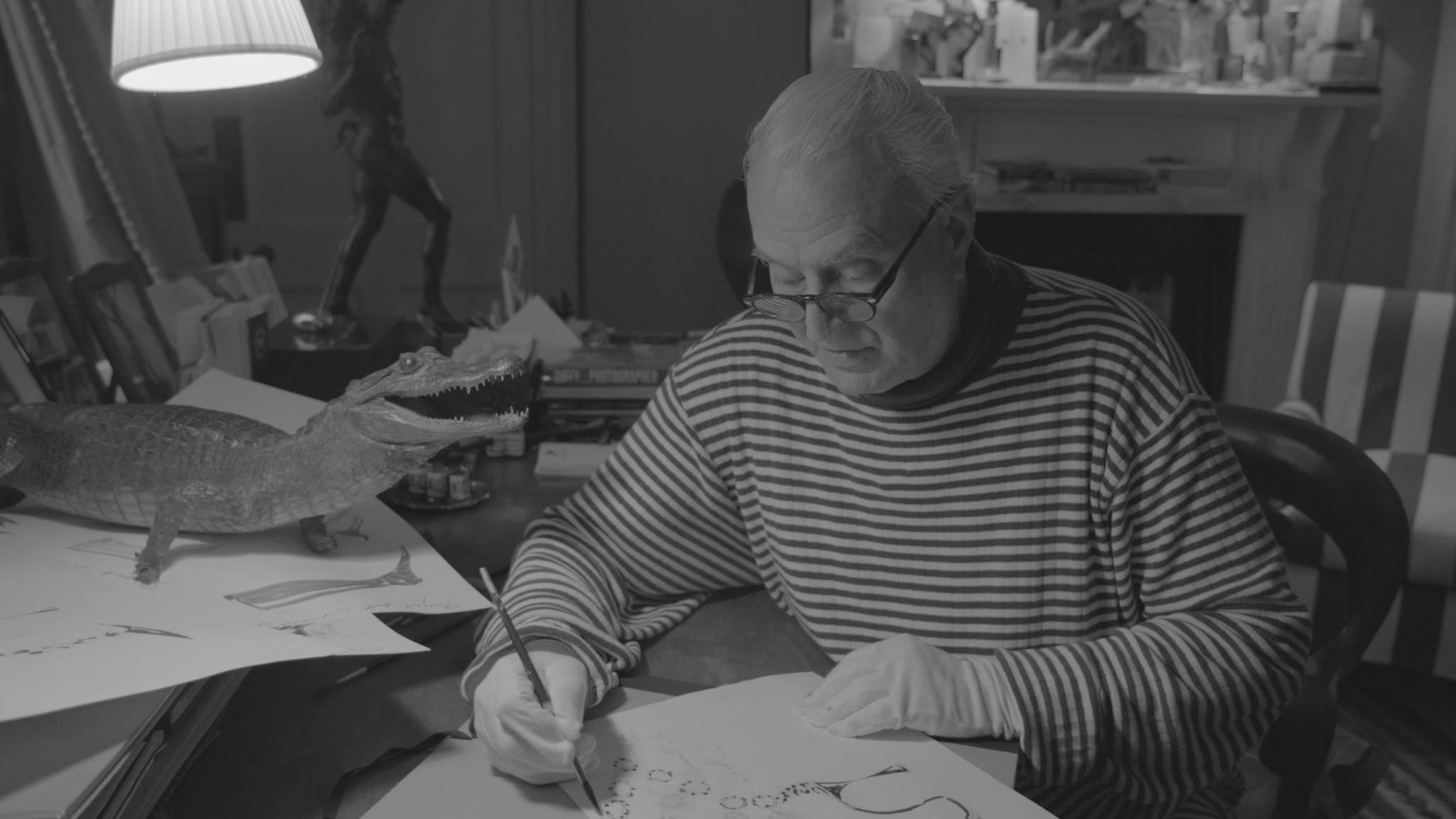 Designer de sapatos Manolo Blahnik