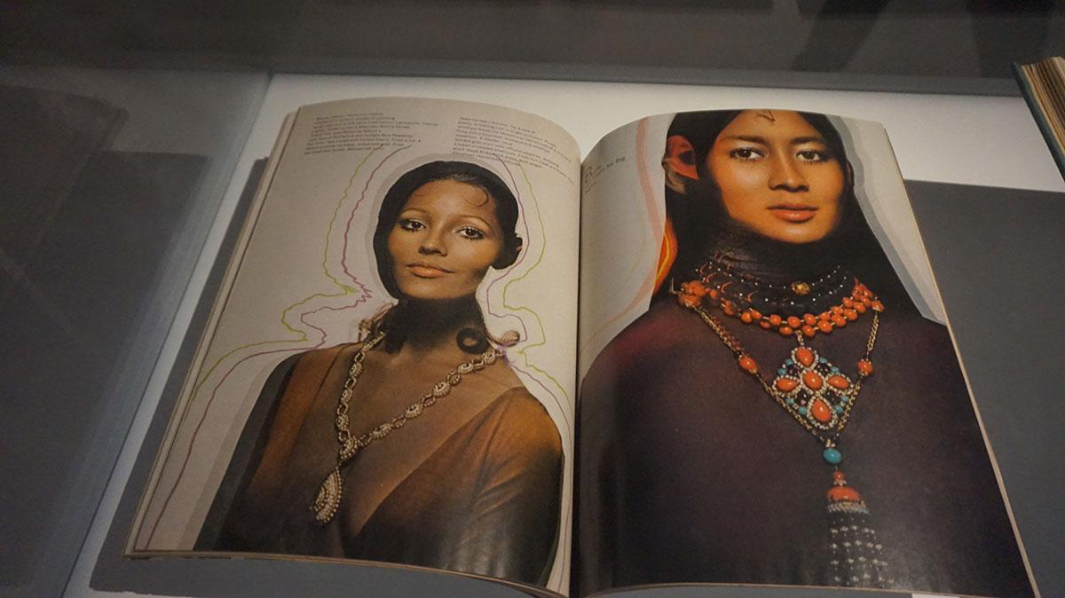 fotografia de moda na revista Harper's Bazaar