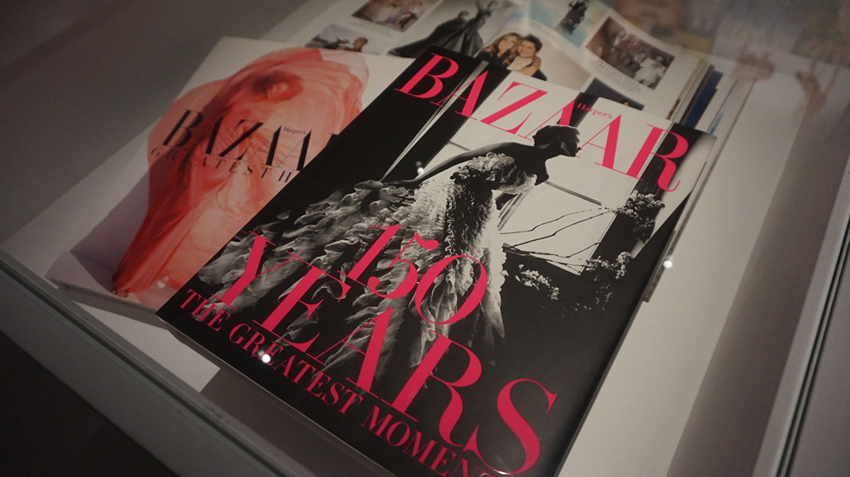 150 anos da revista americana Harper's Bazaar