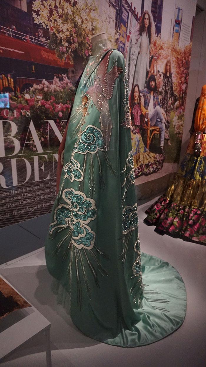 exposição de moda em Paris