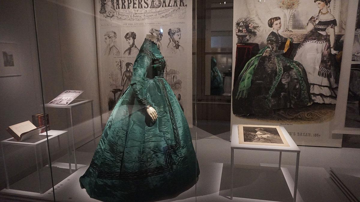 historia da moda em Paris