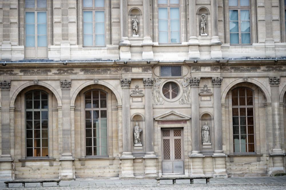 Cour Carrée do Louvre