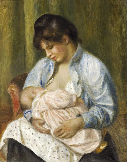 Renoir criança