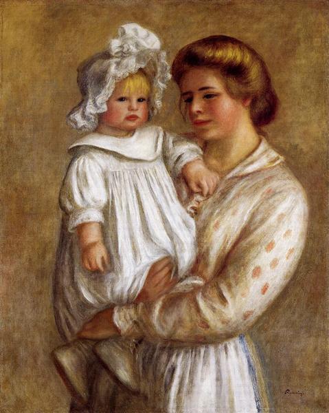 Renoir maternidade