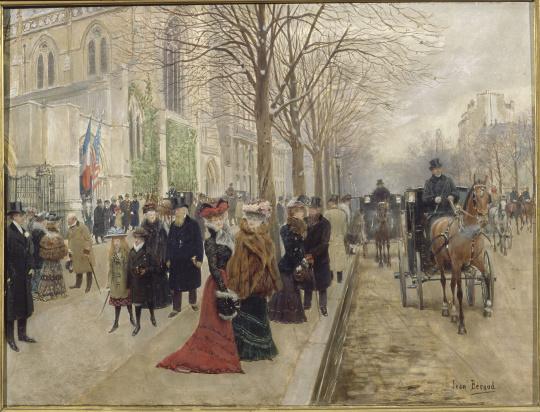 capital da moda Paris