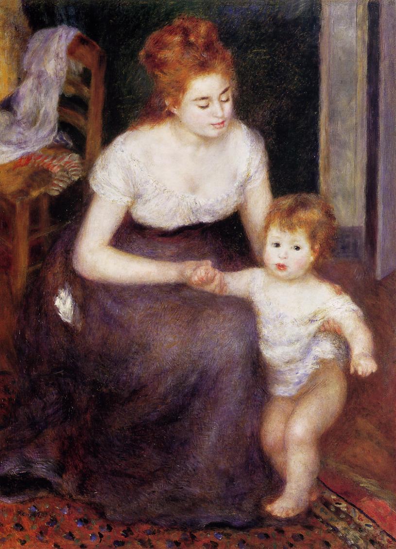Primeiros Passos Renoir