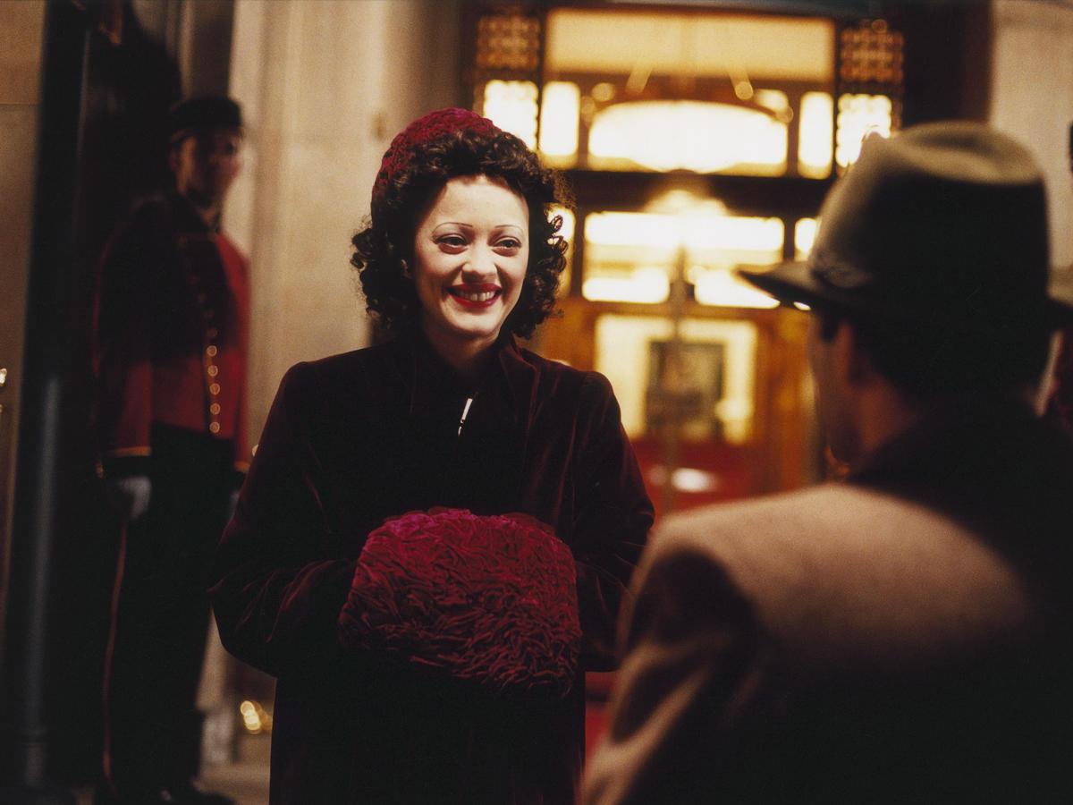 filme Piaf com Marion