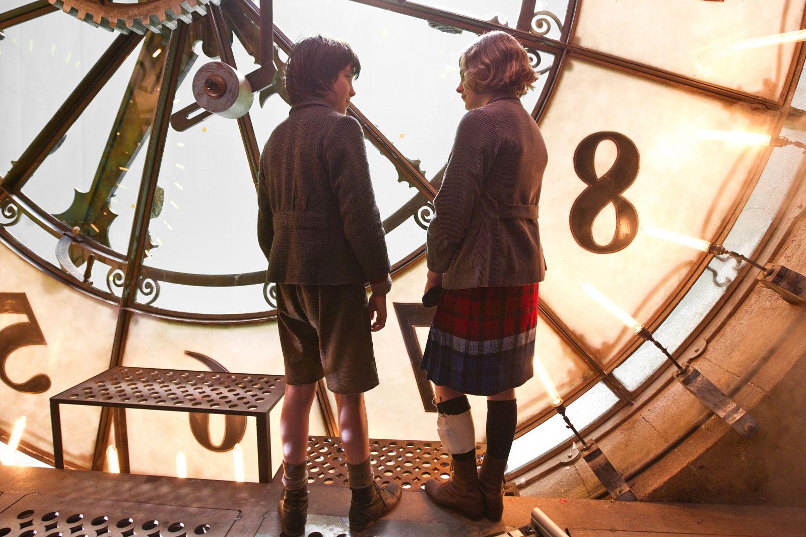 filme Hugo Cabret no museu d'Orsay