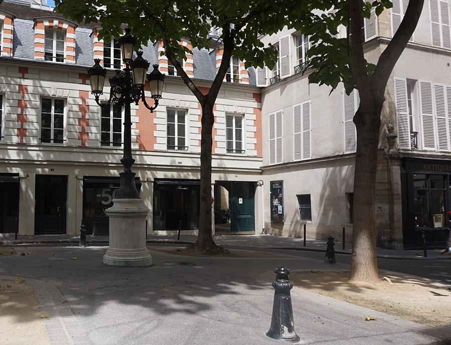 entrada museu Delacroix