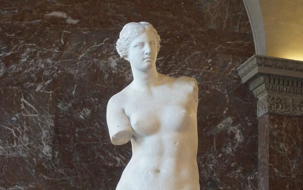 Os segredos da Vênus de Milo