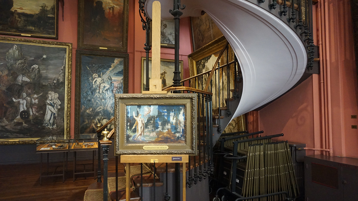 Museu Gustave Moreau Pigalle