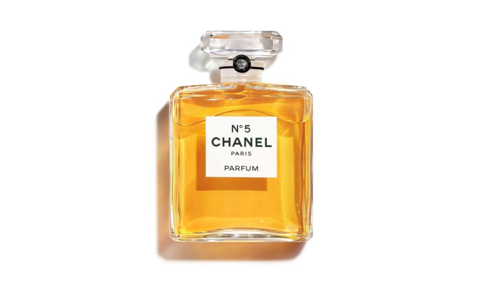 100 anos perfume Chanel n° 5