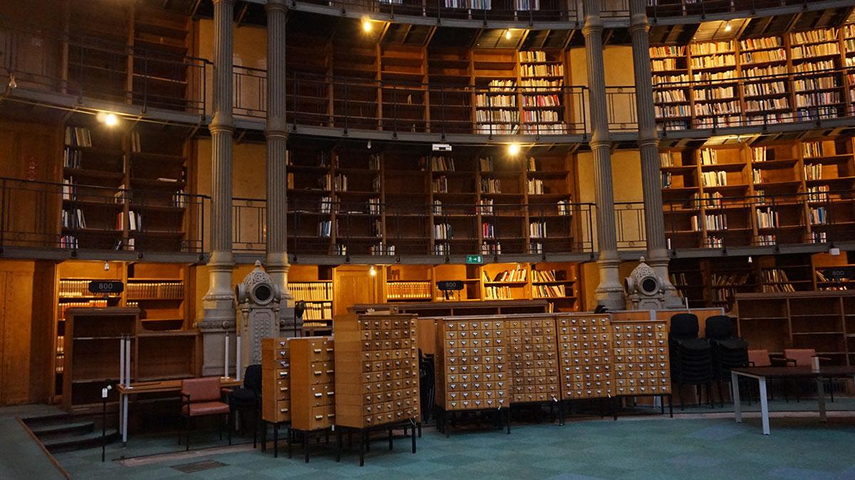 Bibliotecas da Europa