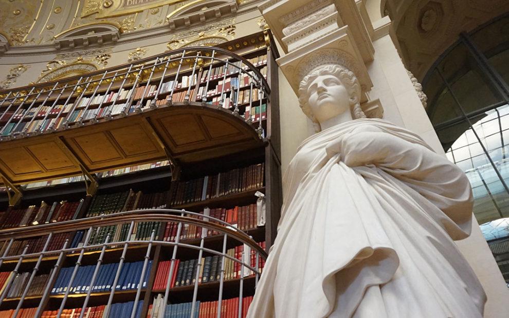 Bibliotecas da França