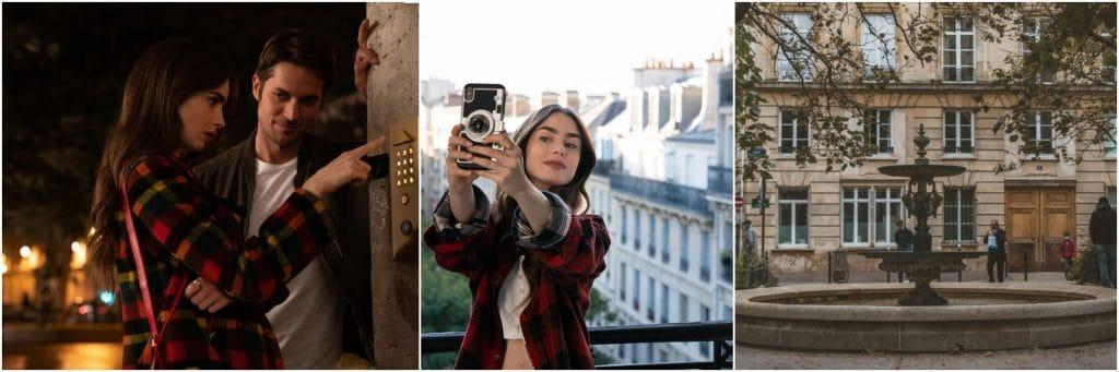 Emily in Paris na Netflix