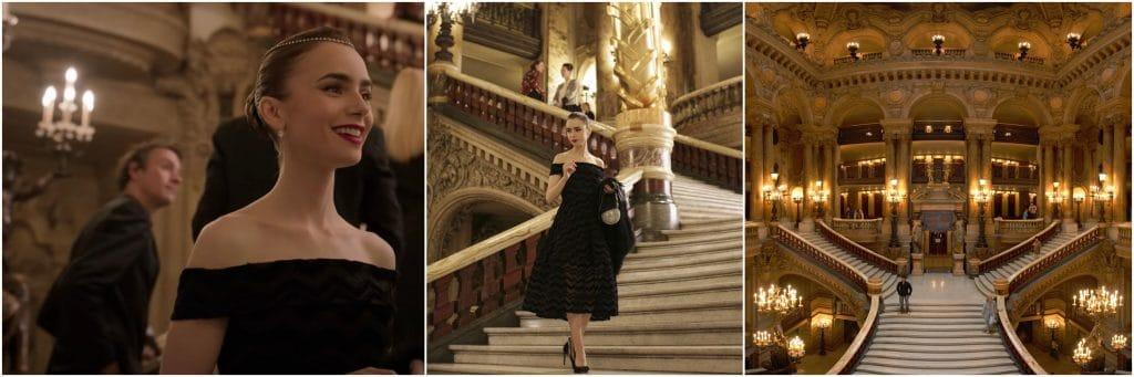 Emily in Paris na Opera