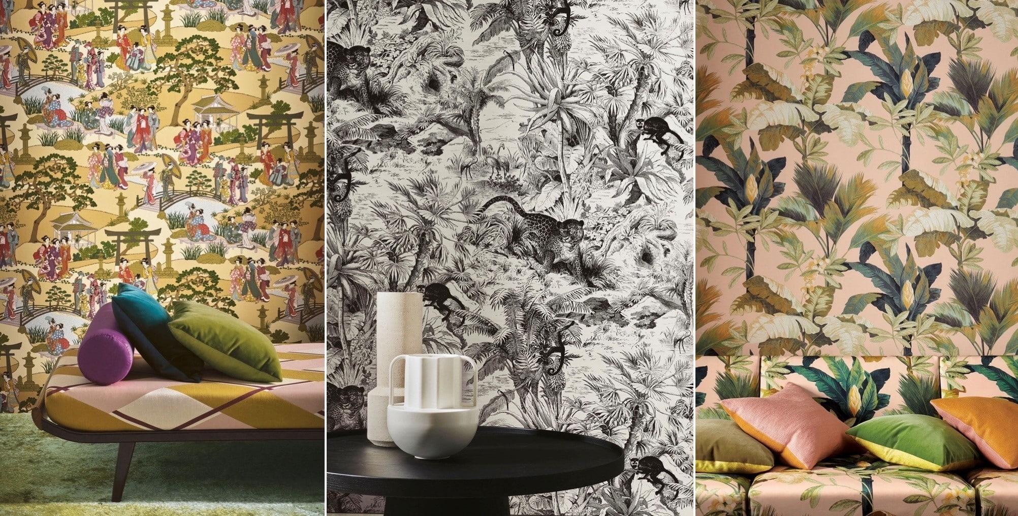 tecidos de decoração em Paris