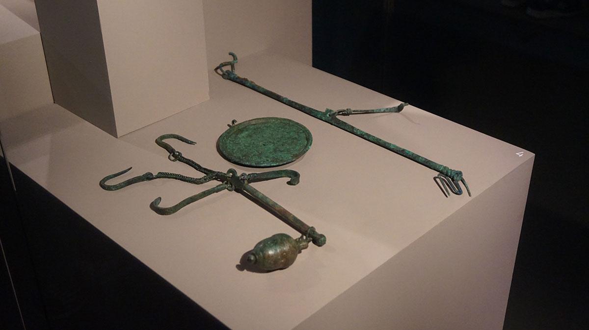 Pompeia objetos encontrados